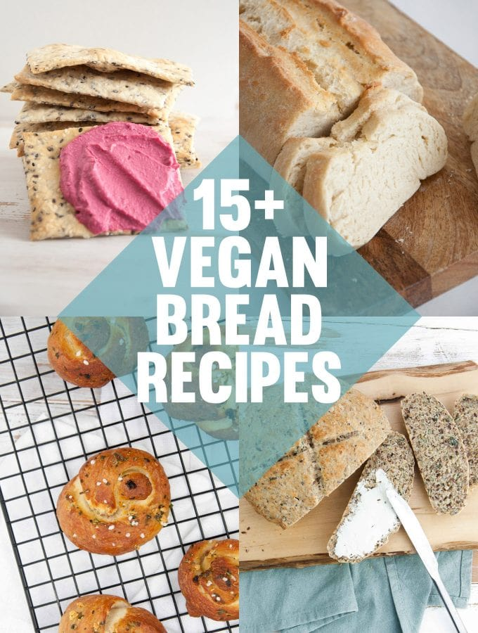 Vegan Bread Recipes