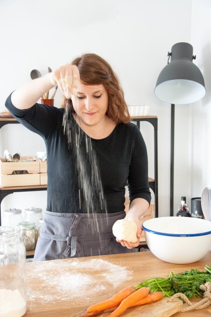 Bianca Elephantastic Vegan Recipe Blogger