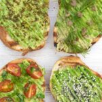 4 Vegan Avocado Toast Ideas