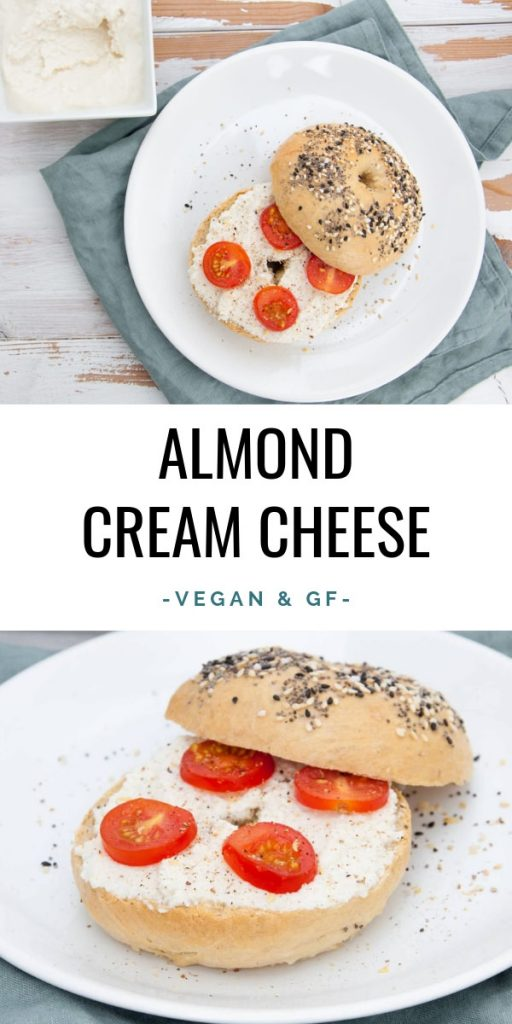 Almond Cream Cheese