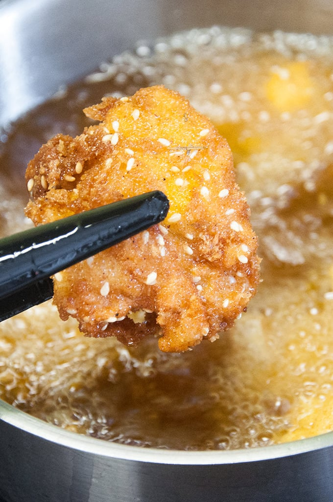 How to Deep-Fry in a pot