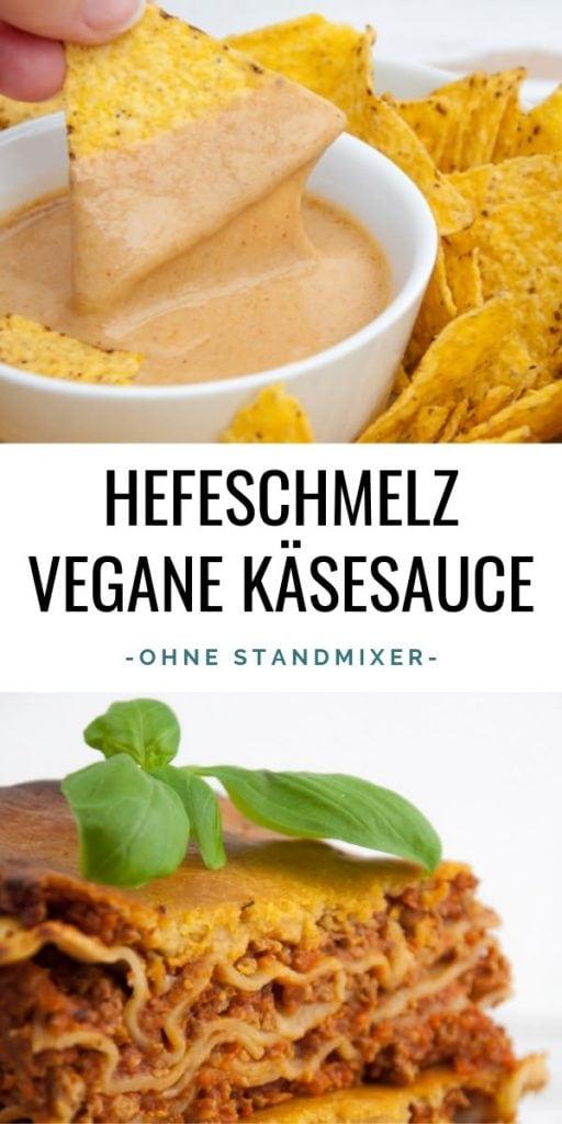 Hefeschmelz - Vegane Käsesauce