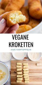 Vegane Kroketten