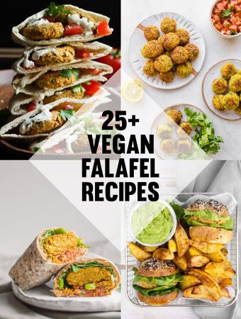 25+ Vegan Falafel Recipes for Chickpea Lovers