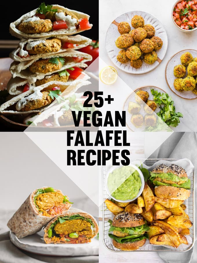 25+ Vegan Falafel Recipes for Chickpea Lovers