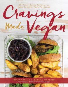 Cravings Made Vegan Cover