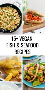 Vegan Fish & Seafood Recipes