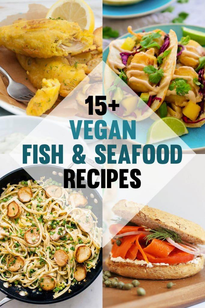 Vegan Fish & Seafood Recipes