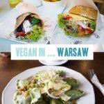 Vegan in Warsaw, Poland