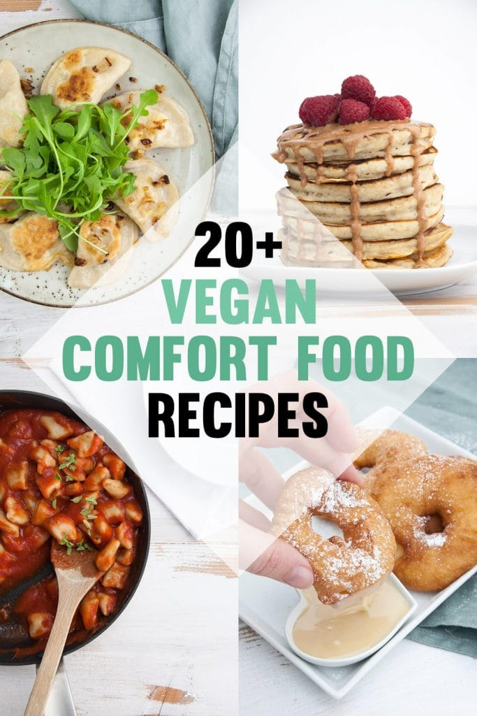 Vegan Comfort Food Recipes