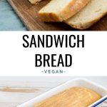 Vegan Sandwich Bread