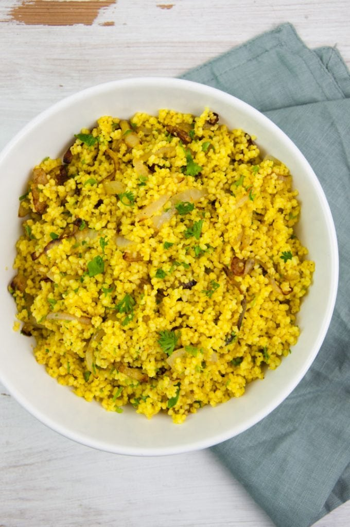 Golden Couscous