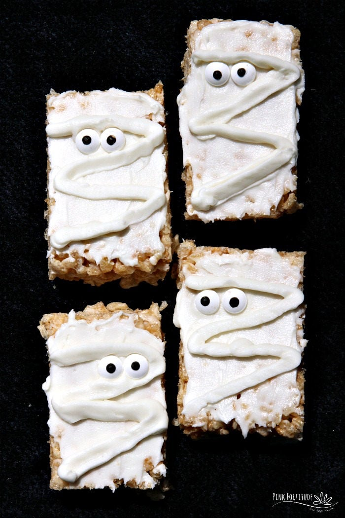 Mummy Rice Krispies