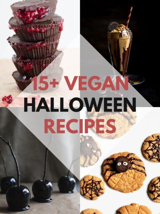 Vegan Halloween Recipes